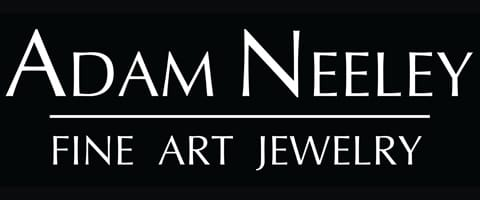 Adam Neeley Fine Art Jewelry Retina Logo
