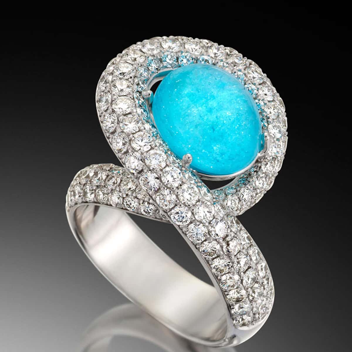 Aria Paraiba Tourmaline Ring