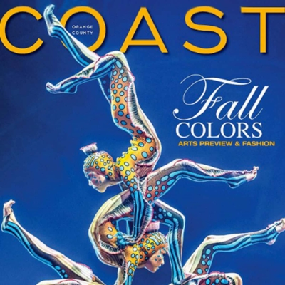 Coast Magazine, September 2015