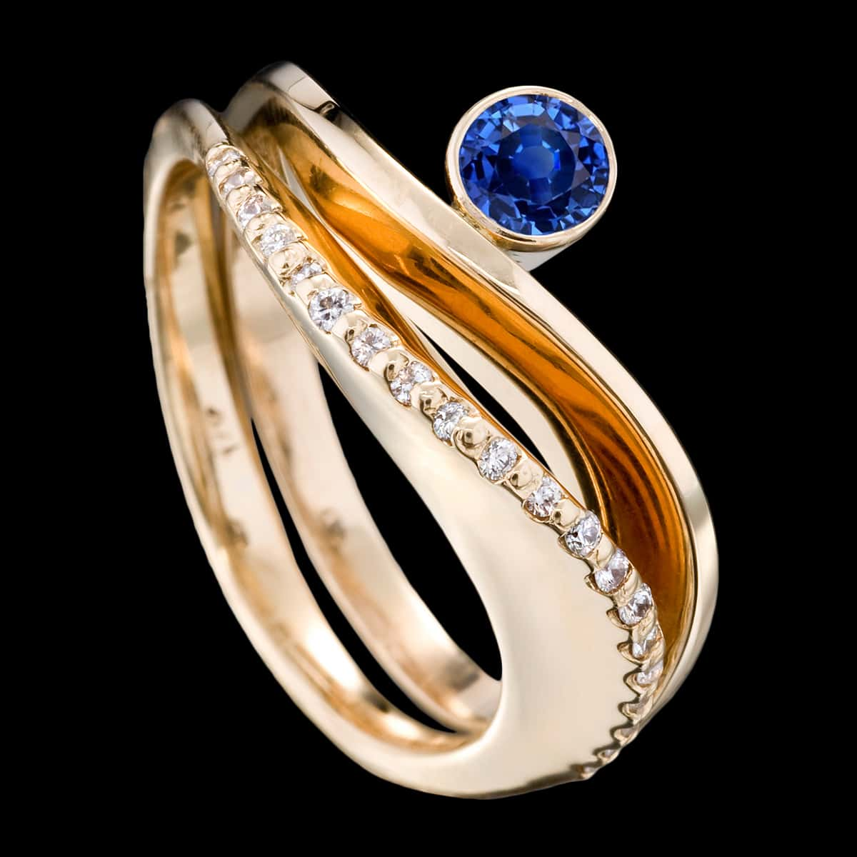covet and grace sapphire rings