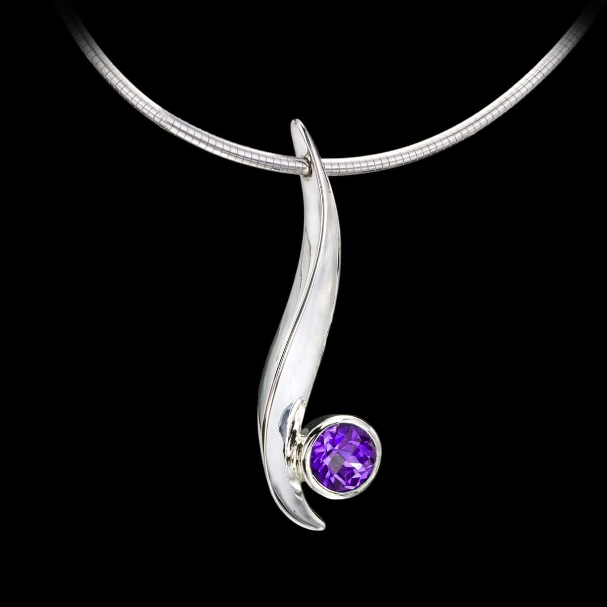 Dolce Pendant Amethyst