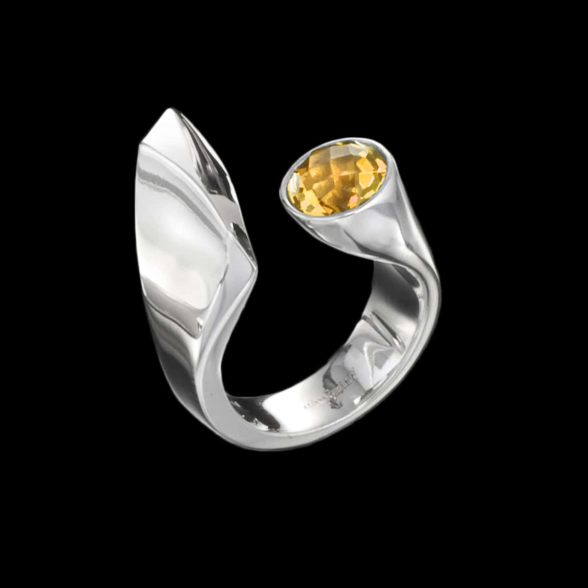 Dolce Ring Citrine