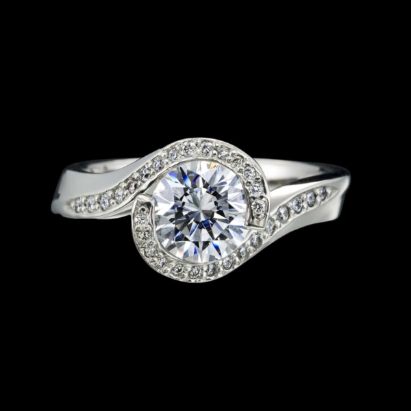 embrace diamond ring