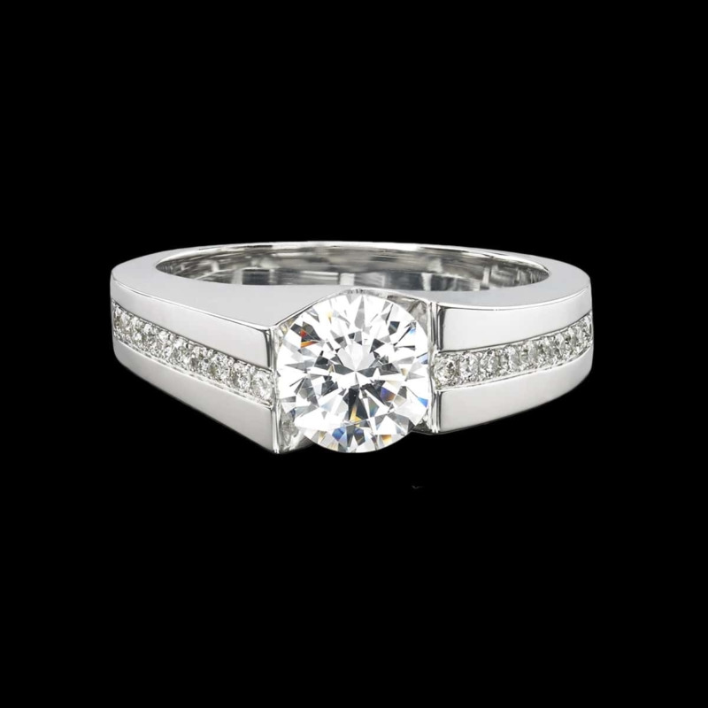 lumina diamond ring
