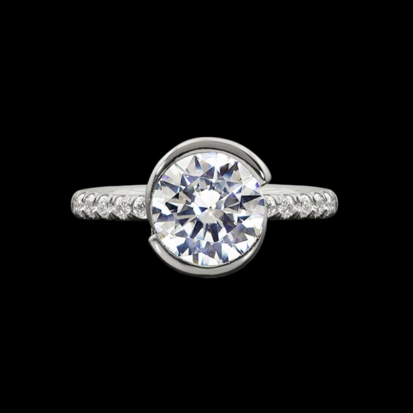 unite diamond ring top