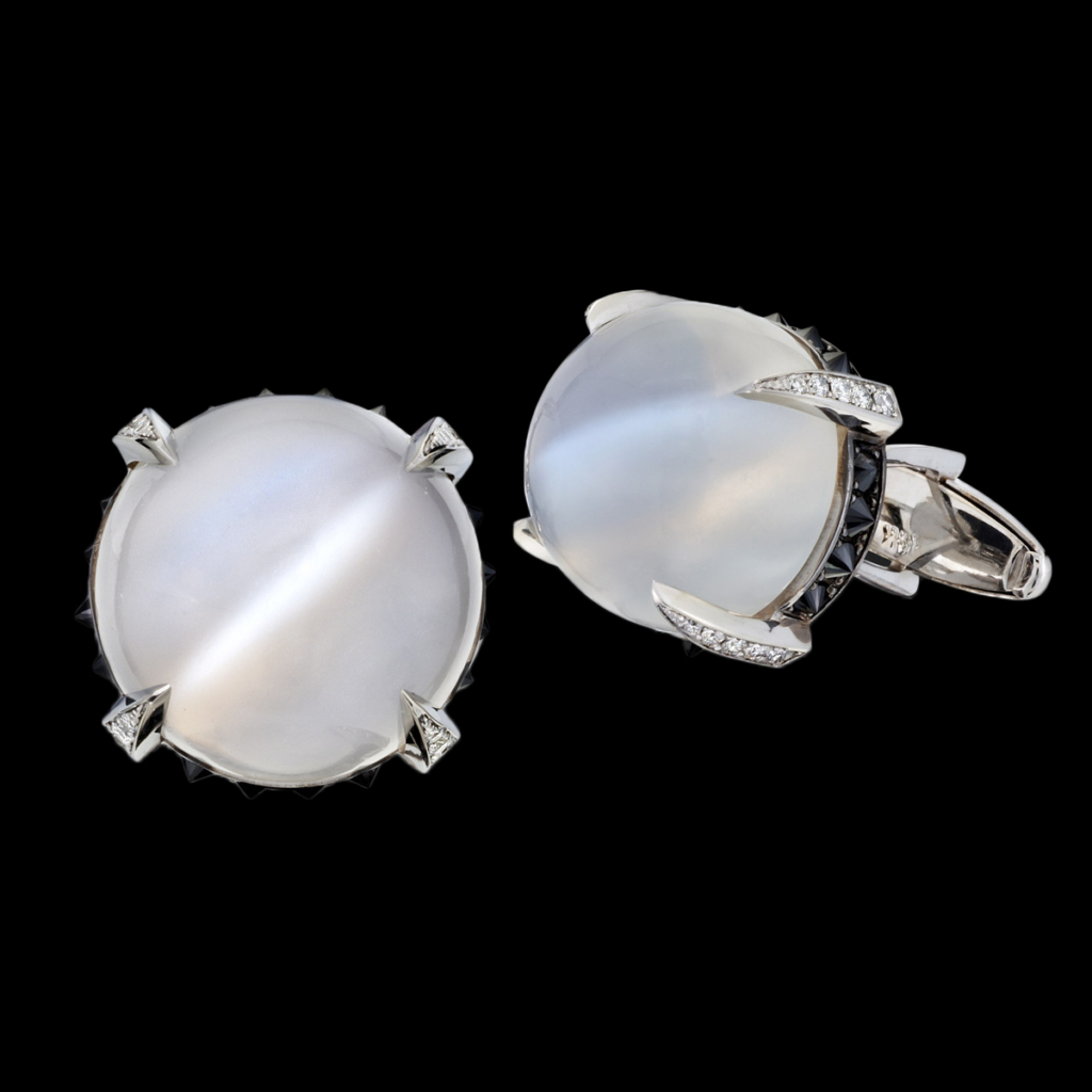 Killer Moonstone Cufflinks