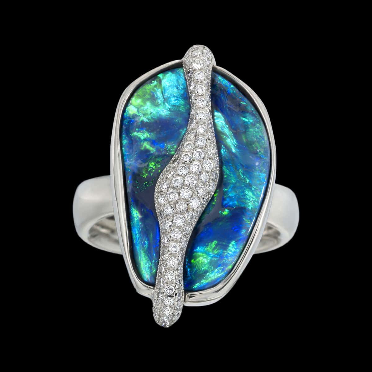 Fire and Ice Ring