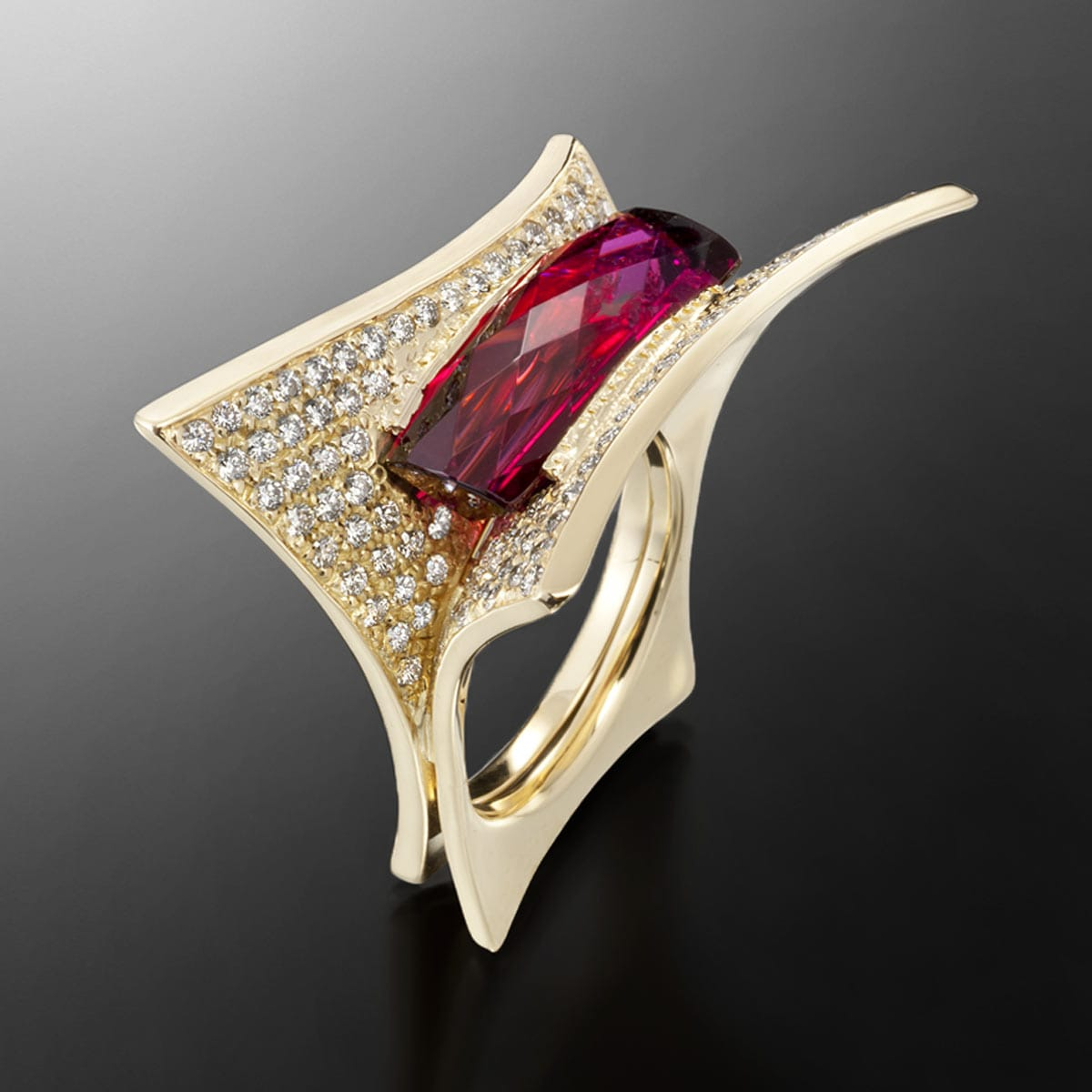 Enchante Tourmaline Ring