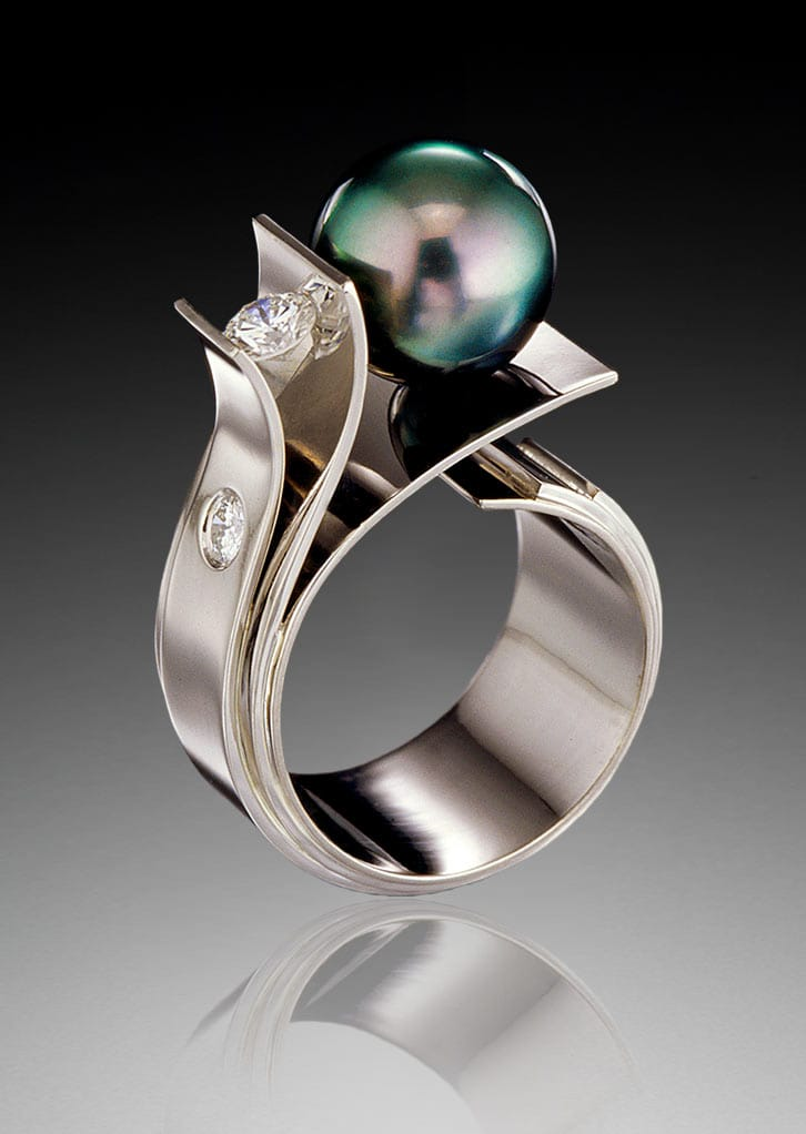 Laguna Beach Jewelry Designer Adam Neeley Fine Art