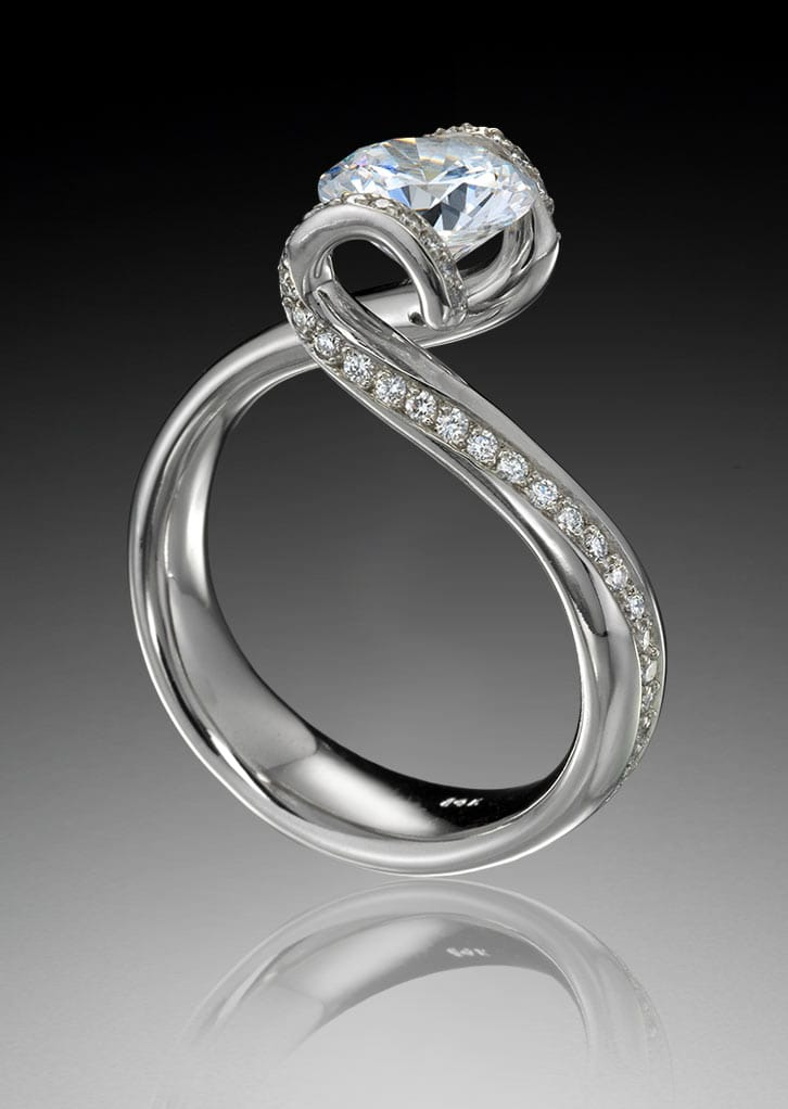 Sonata Diamond Ring