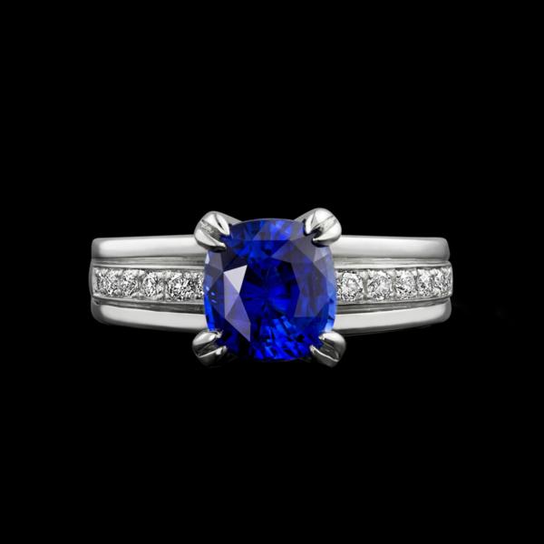 Harmony Sapphire Ring