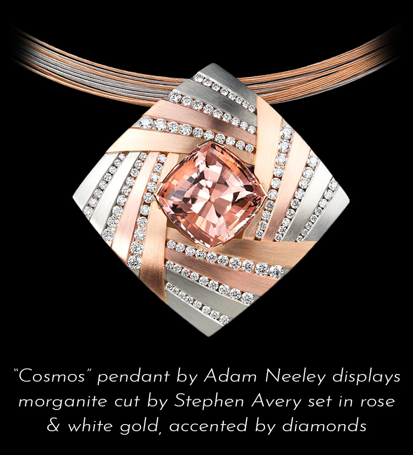 Award Winning Adam Neeley Pendant Cosmos