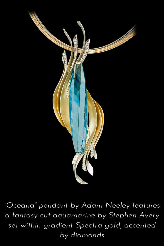 Award Winning Adam Neeley Pendant Oceana