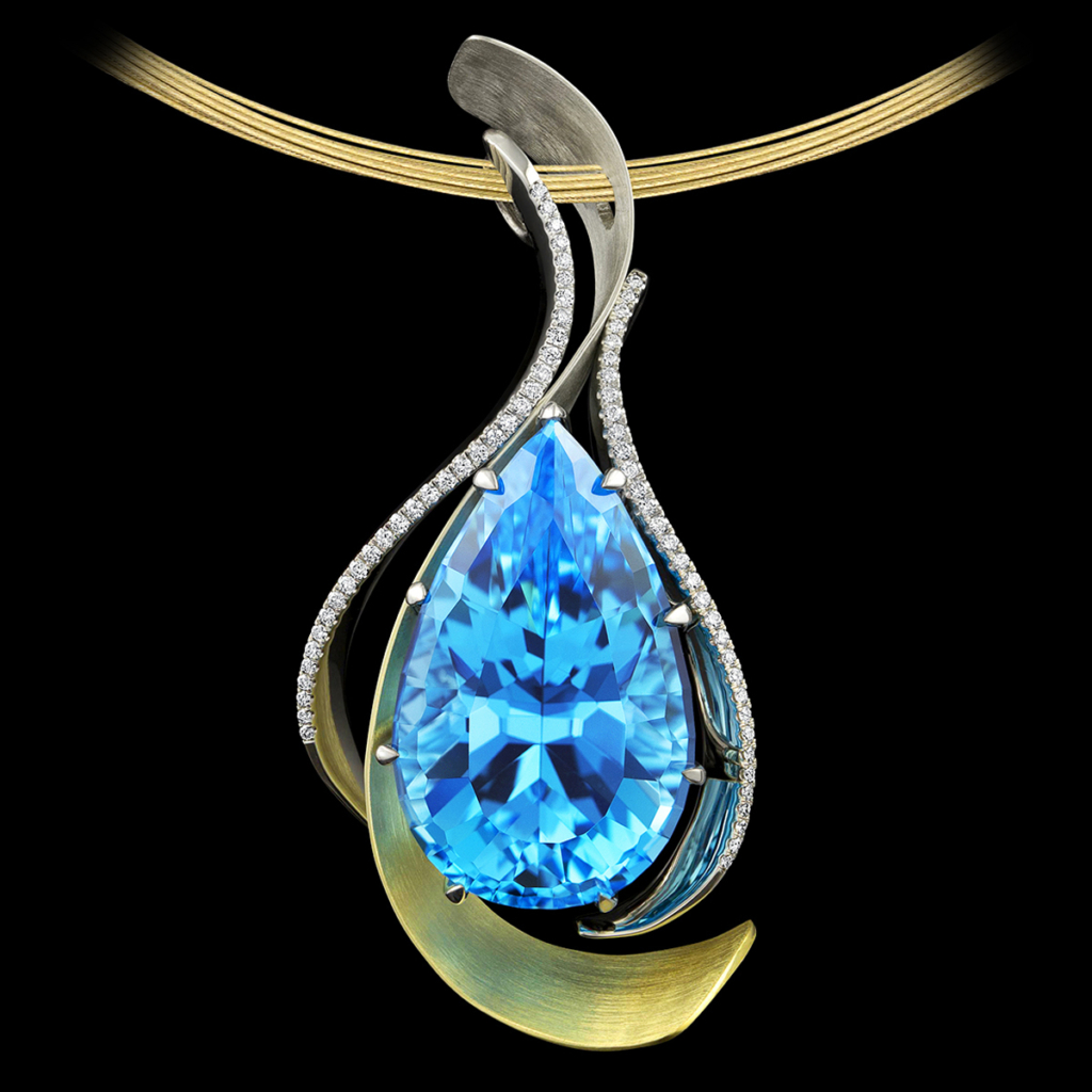 Grand Cayman Pendant