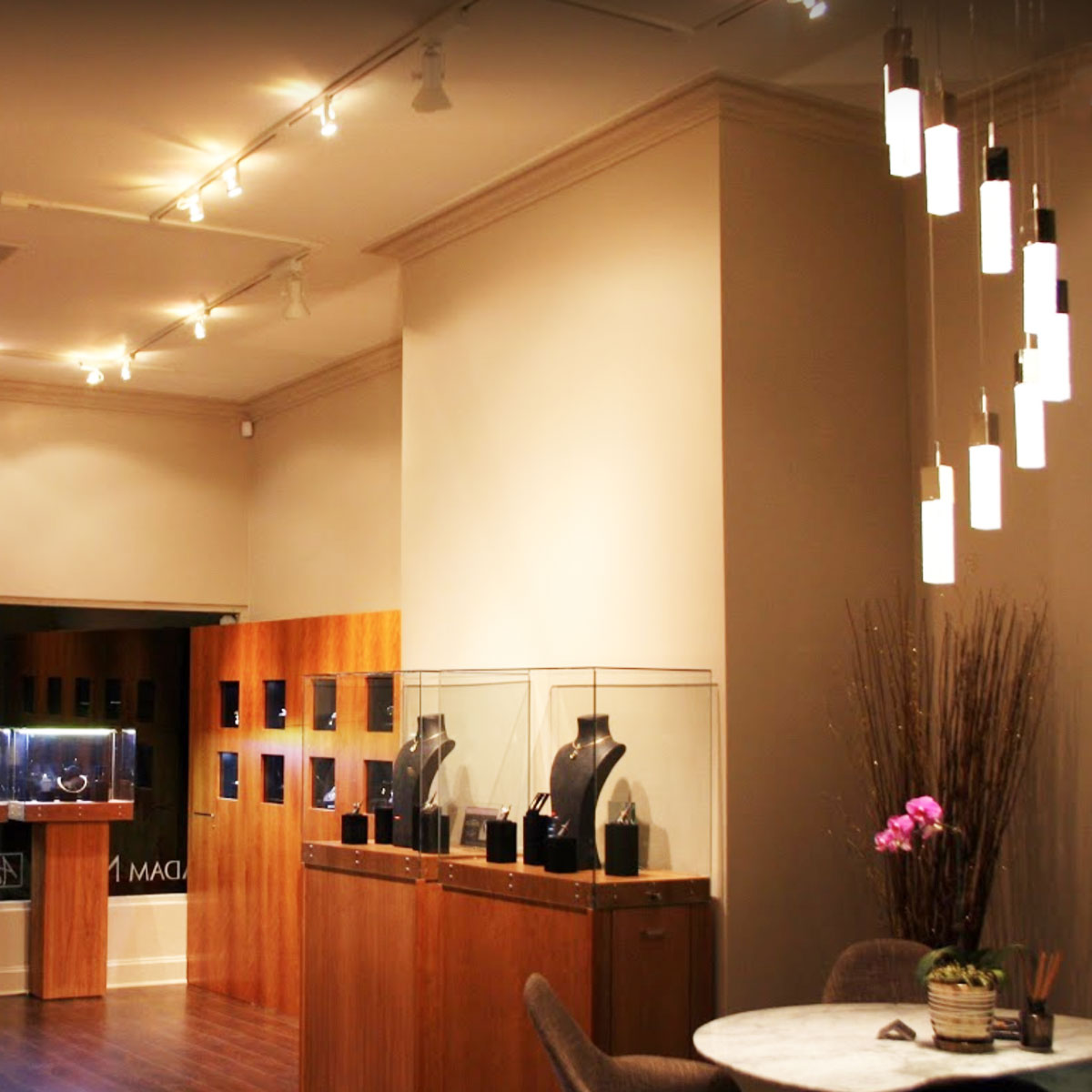 Adam Neeley Fine Art Jewelry Gallery