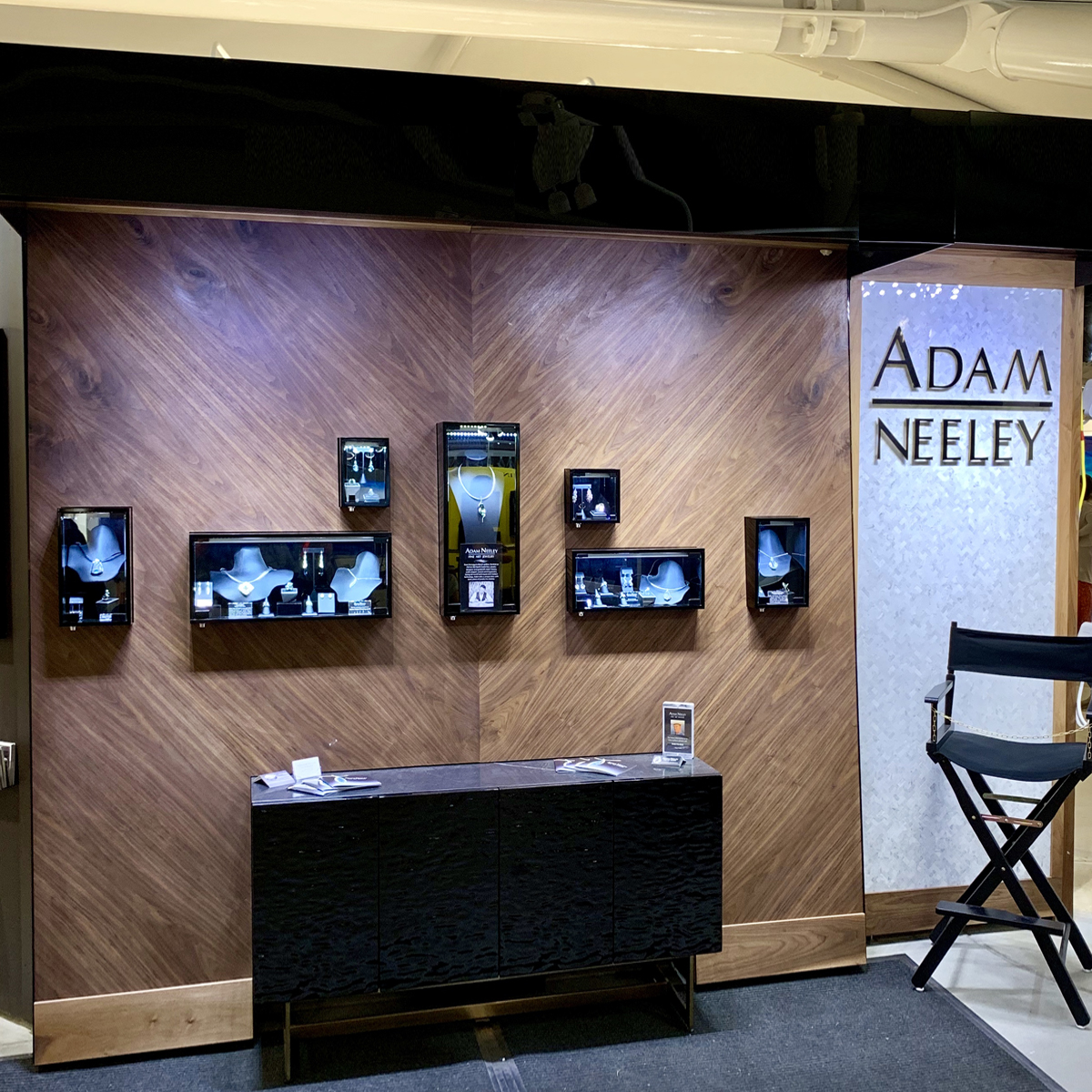 2019 Festival of Arts Booth